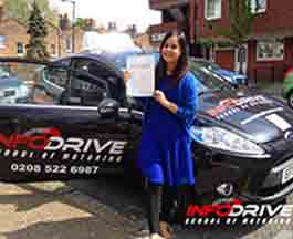 Driving instructors in Forest Gate